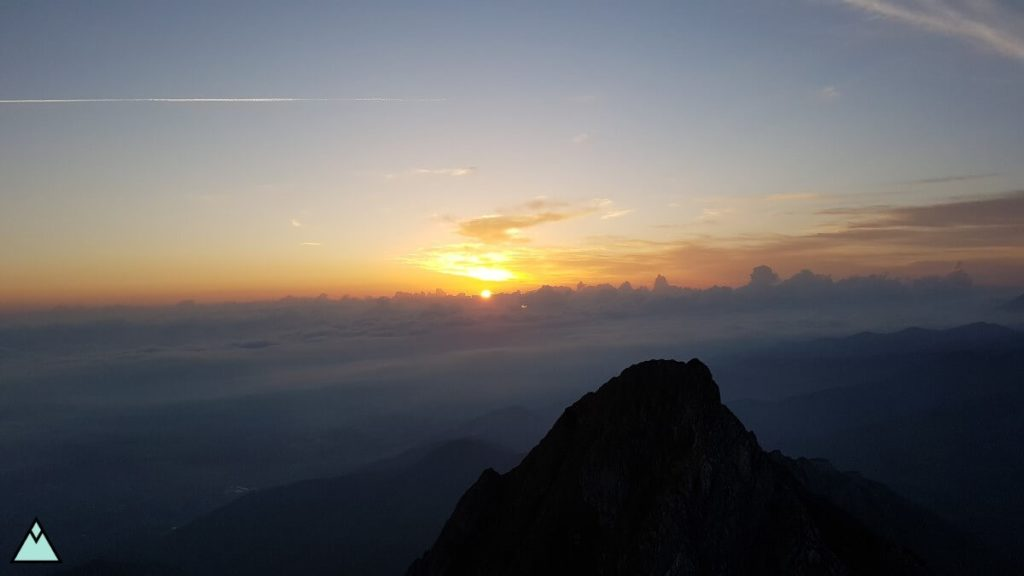 giewont wschód słońca